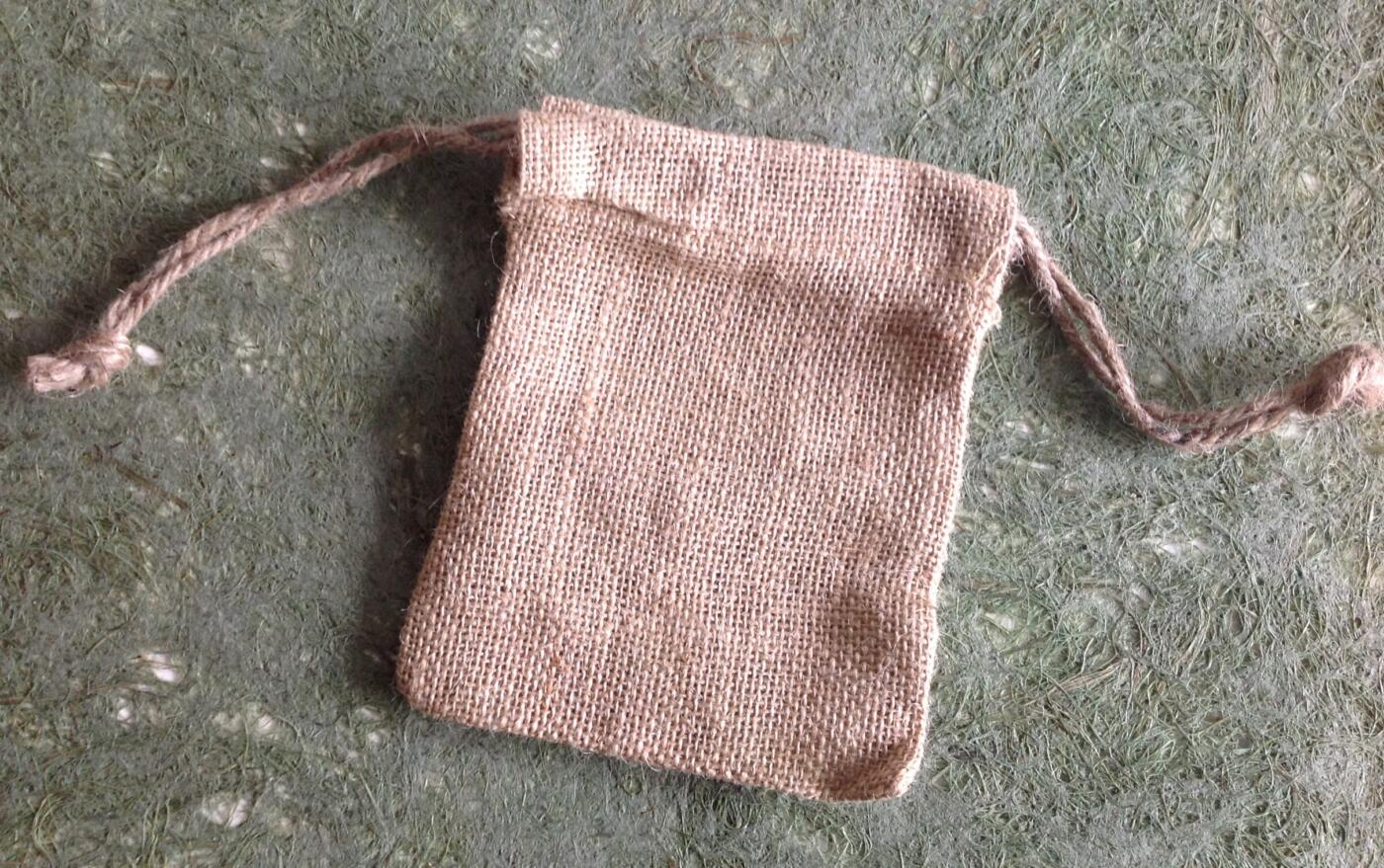 Jute small bag & pouch PMG